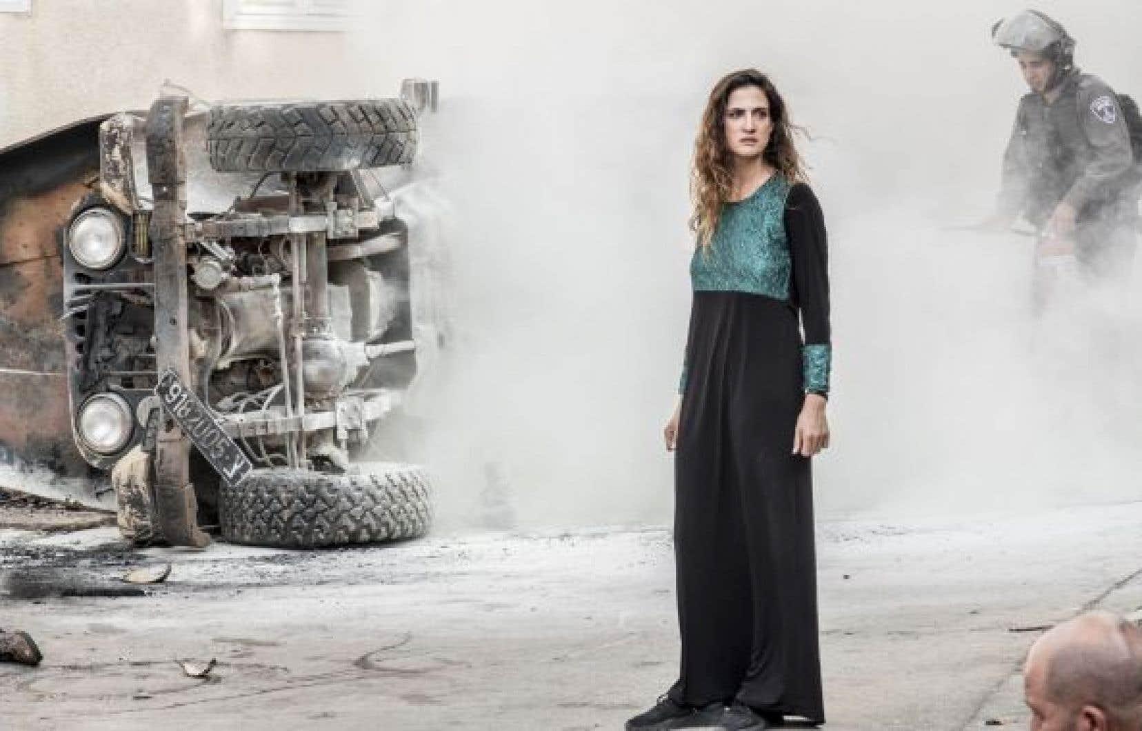 «Fauda» est une série télévisée israélienne, autour de l'unité de forces spéciales de l'armée de défense d'Israël Mista'arvim.