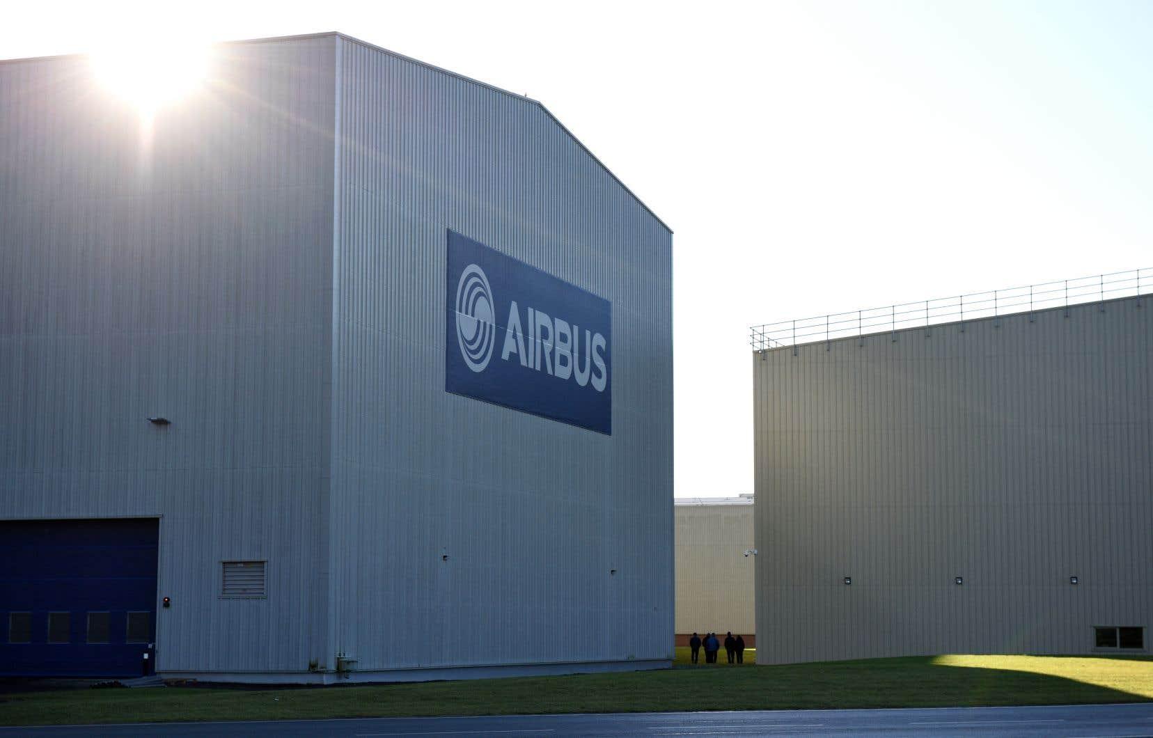 Airbus a été ces derniers mois la cible de plusieurs attaques informatiques lancées en passant par des sous-traitants du constructeur.