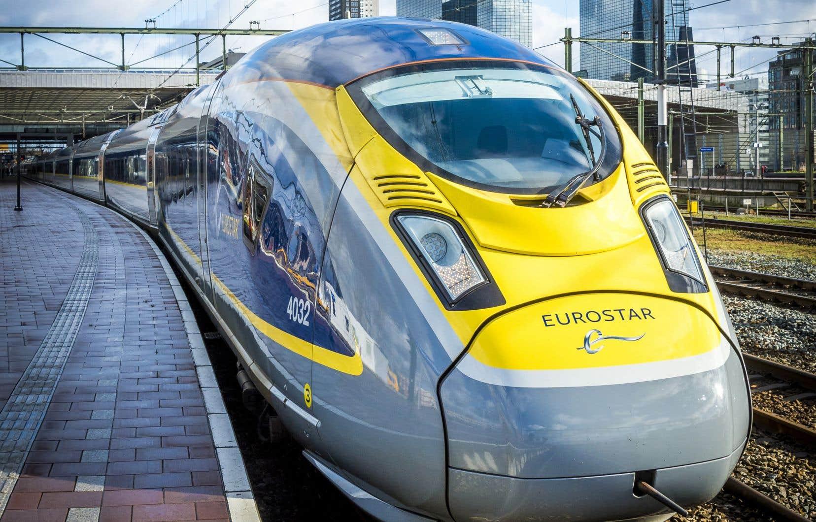 La Caisse est l'un des principaux actionnaires d'Eurostar.