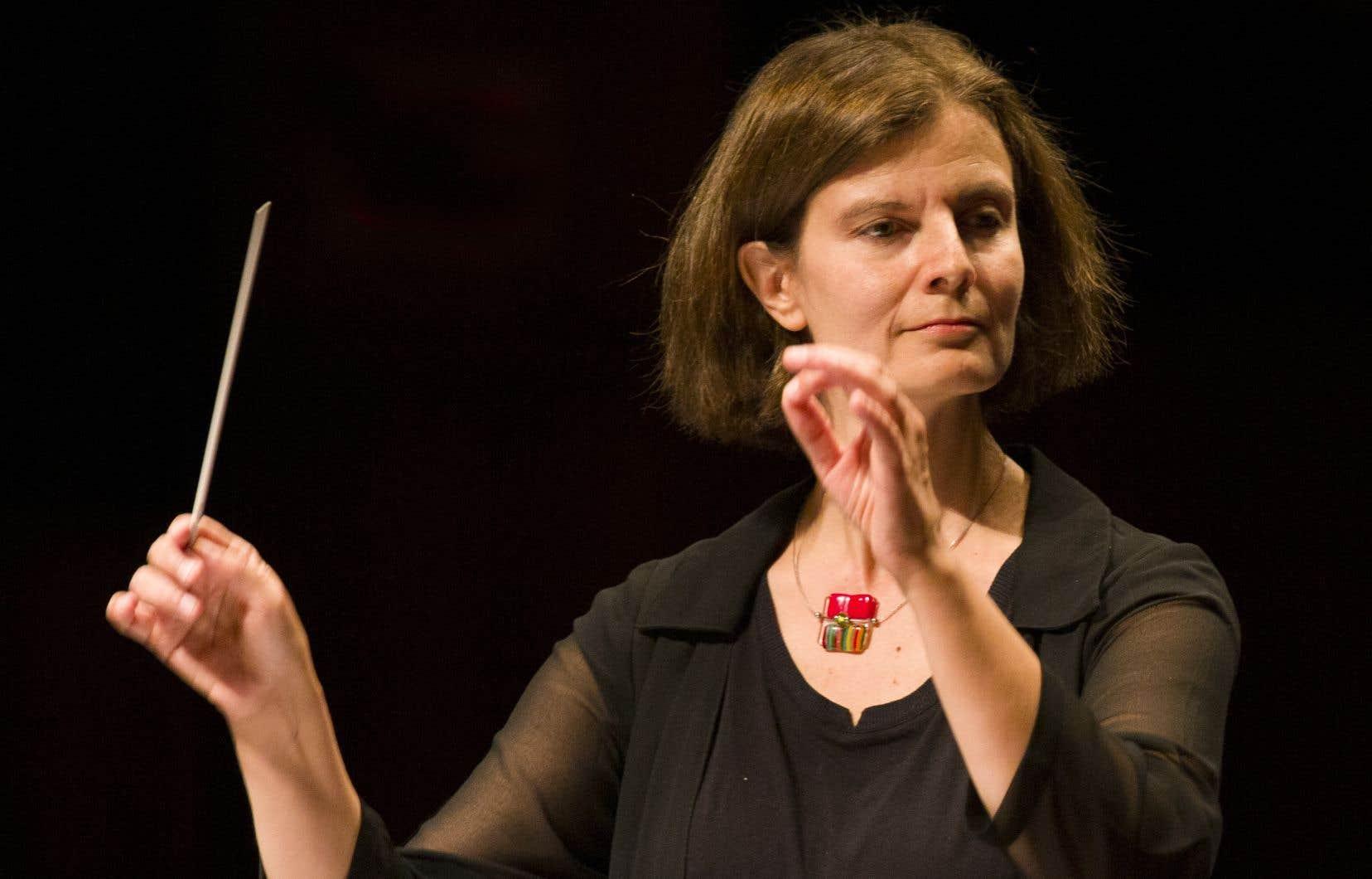 Katia Makdissi-Warren est une spécialiste de l'interpénétration des traditions musicales orientales et occidentales, d'où l'utilisation de l'oud et du qanun dans ses compositions.