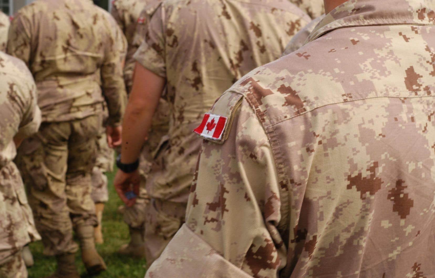 Les anciens combattants représentent un électorat assez important. Environ 700000 Canadiens ont déjà porté l'uniforme.