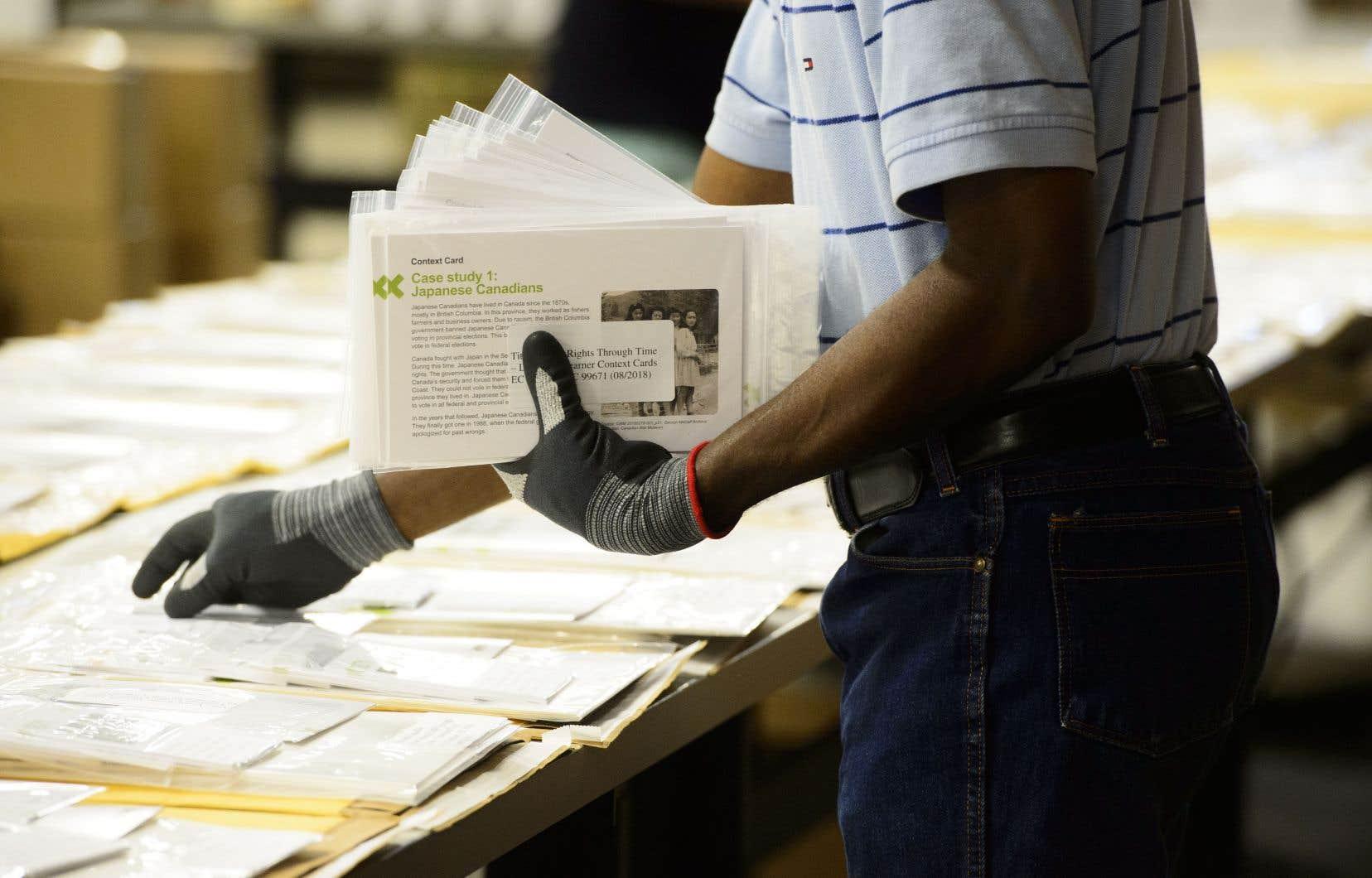 Les groupes tiers qui ont dépensé ou reçu plus de 10000$ pour des activités réglementées par la Loi électorale doivent présenter un rapport intermédiaire en date du 30septembre.