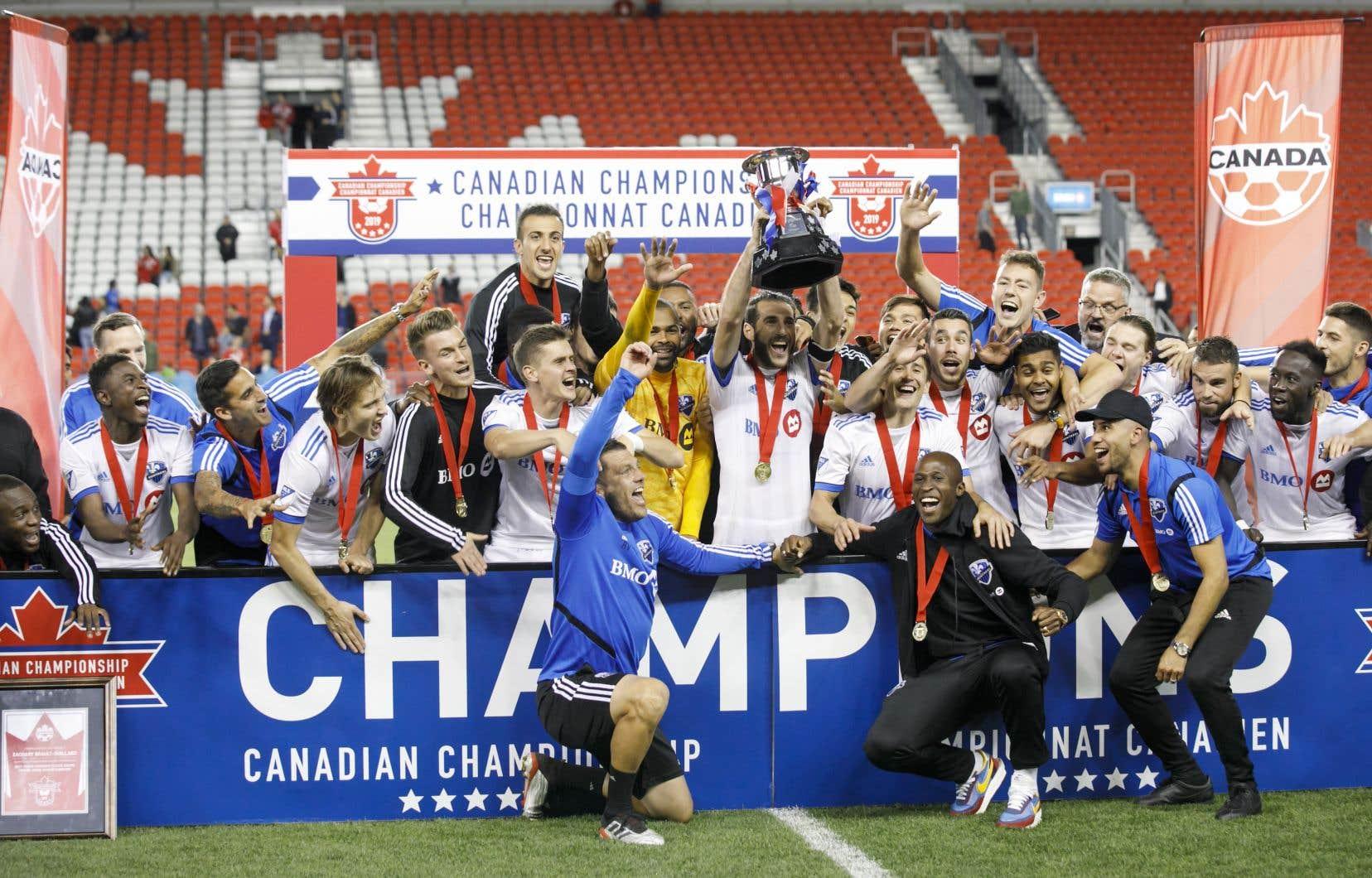 La conquête de la coupe des Voyageurs n'efface pas le fait que l'Impact a été exclu des séries éliminatoires de la MLS pour une troisième année d'affilée.