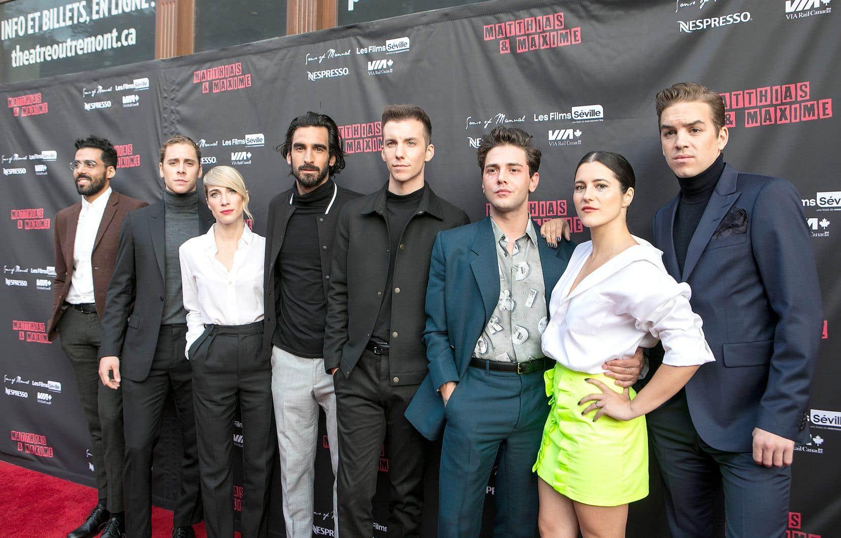 À la base, comme l'a indiqué Xavier Dolan lors de la première à Cannes, le projet est né d'un besoin, d'abord inconscient puis affirmé, de consacrer un film à ses amis, qui l'entouraient sur le tapis rouge lundi, soir de grande première à Montréal.