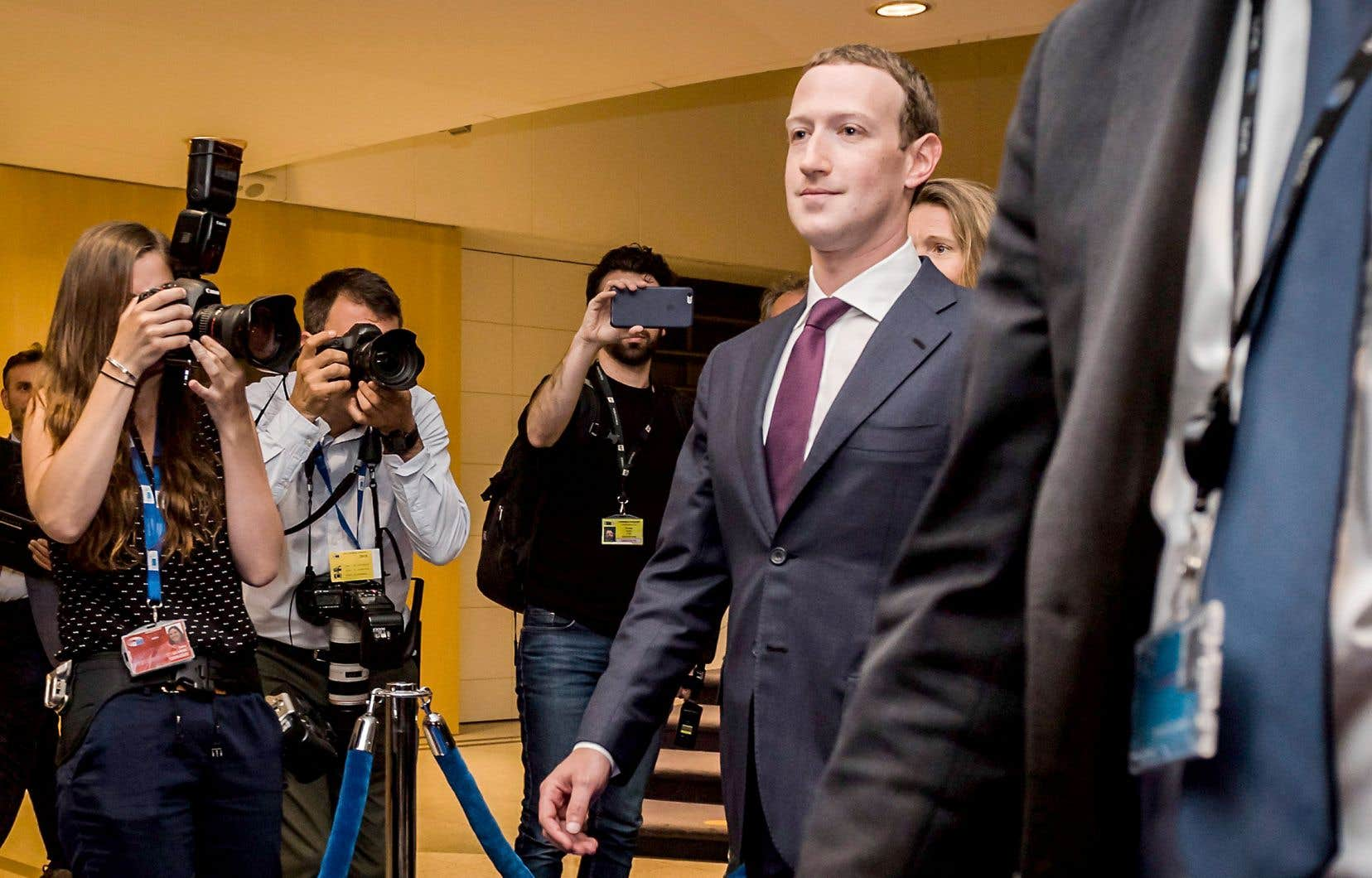 Les géants de la technologie font face à plusieurs enquêtes pour des pratiques anticoncurrentielles lancées par certains États américains et sont aussi dans le viseur des autorités européennes.