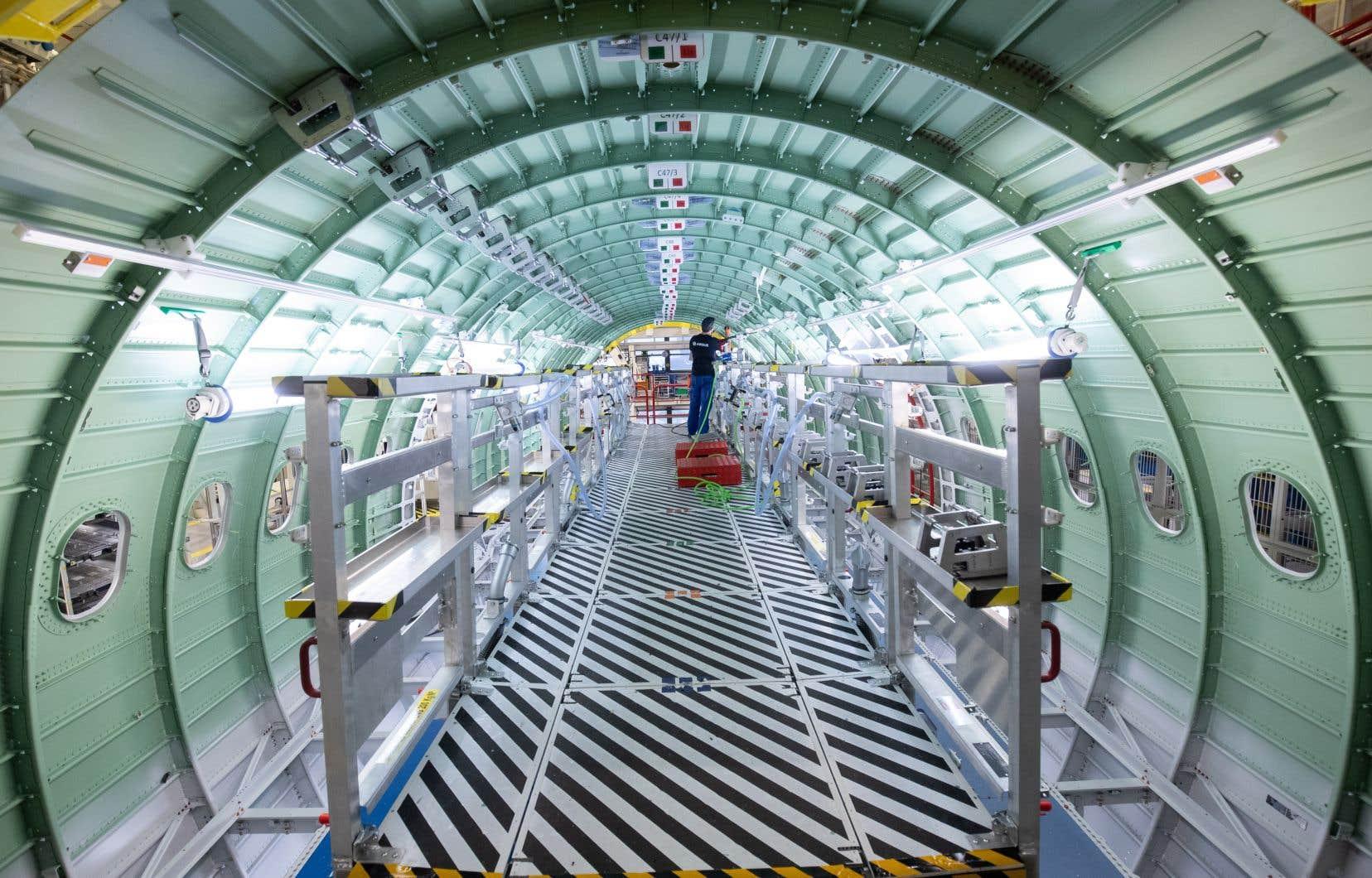 Le conflit Airbus-Boeing est l'un des nombreux problèmes alimentant les tensions transatlantiques.