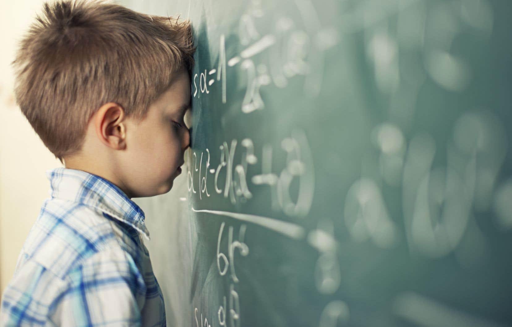 Contrairement à l'idée reçue, les enfants surdoués ne sont pas tous des premiers de classe.