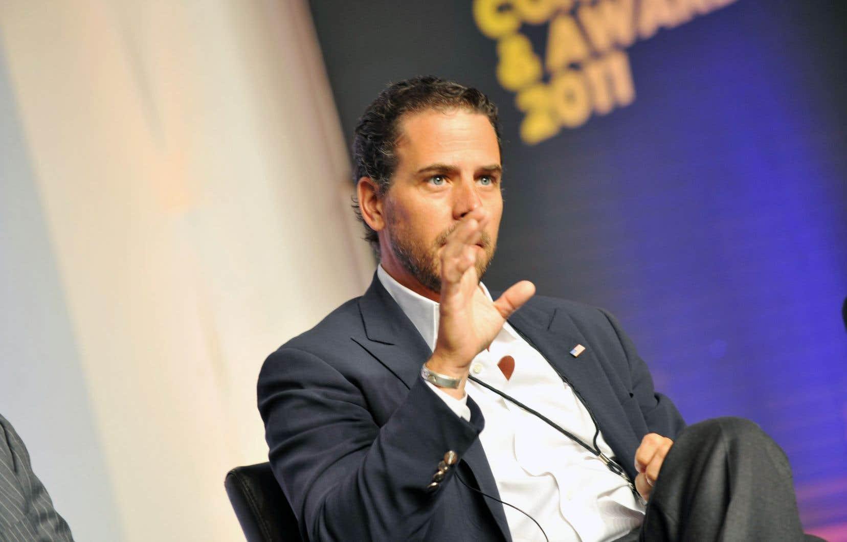Avocat et investisseur, Hunter Biden, le fils de l'ex-vice-président américain Joe Biden, a siégé de 2014 à 2019 au conseil de surveillance du producteur de gaz ukrainien Burisma.