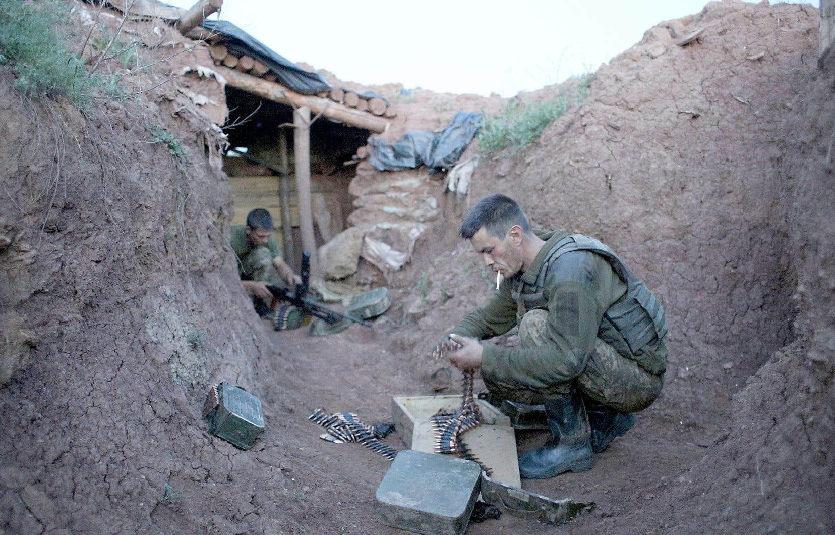 Libéraux et conservateurs se rangent sans conteste derrière l'Ukraine et la défense de son intégrité territoriale.