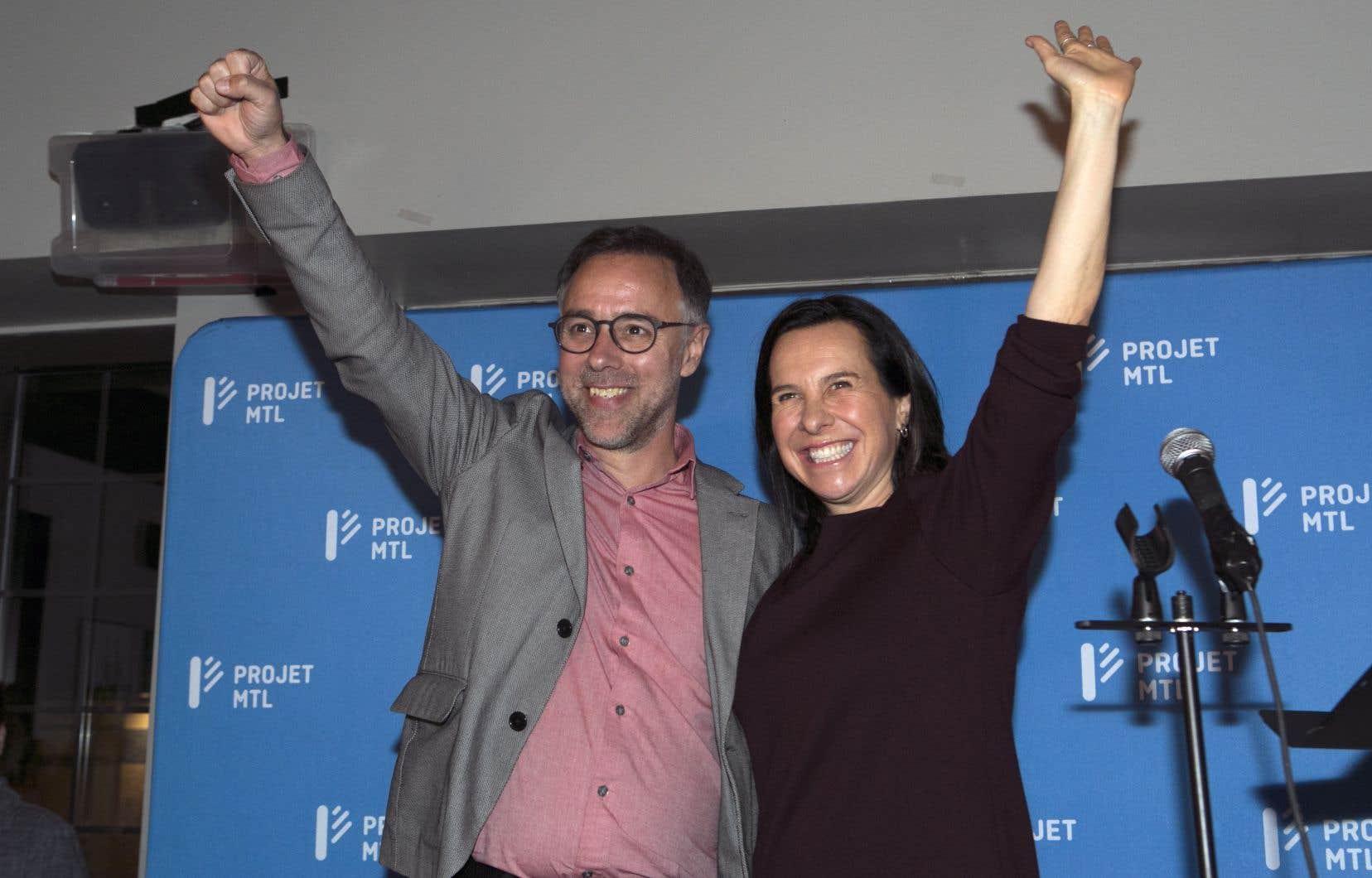 Le candidat de Projet Montréal, Luc Rabouin, a récolté plus de 67% des votes, ce qui fait de lui le nouveau maire de l'arrondissement du Plateau-Mont-Royal.