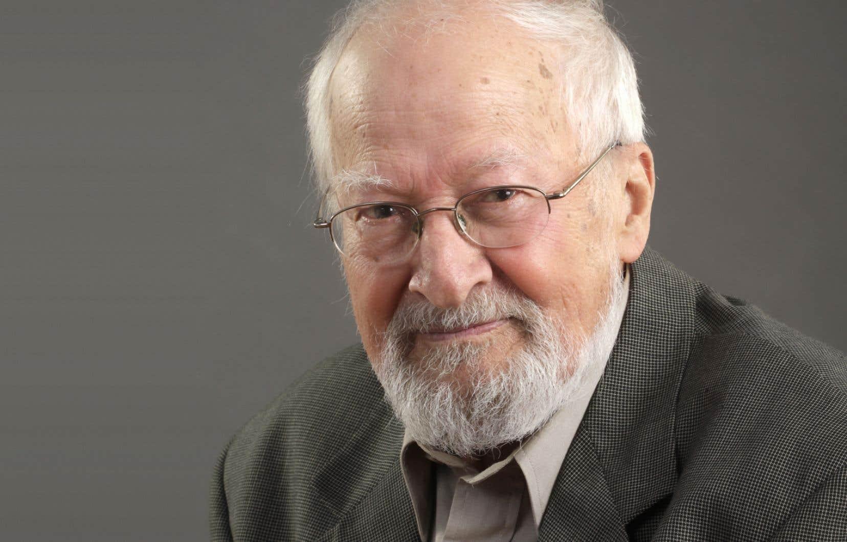 Gérald Tougas avait obtenu le Prix du Gouverneur général pour son roman «La mauvaise foi», publié en 1990.