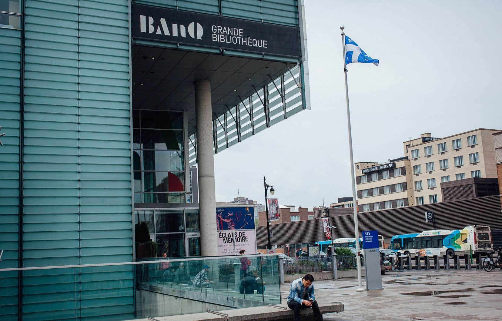 BAnQ devait dans son budget 2019-2020 prendre à sa charge, entre autres, les augmentations des salaires, des assurances et des loyers.