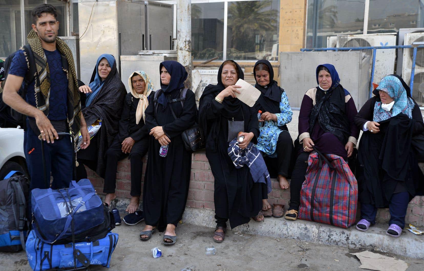Touché comme la capitale Bagdad par les violences, le sud de l'Irak se prépare à commémorer le 20 octobre l'Arbaïn, le plus grand pèlerinage de l'islam chiite au monde.
