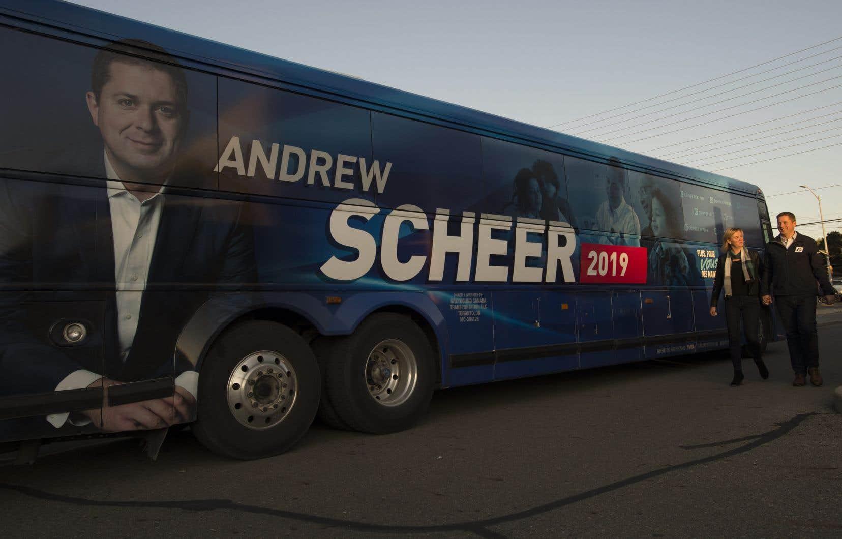 Forum Research rapporte que 23%des répondants ont affirmé que le chef conservateur, Andrew Scheer, a remporté le débat de lundi dernier.