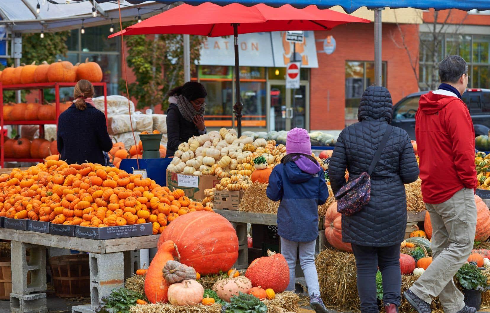 Les marchés publics seront ouverts le 14 octobre.