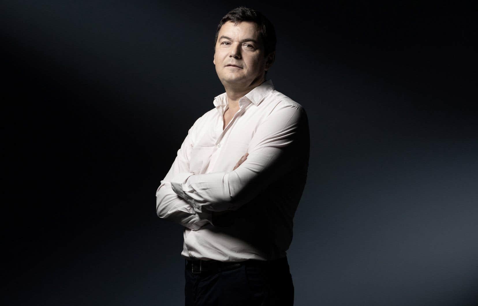 Thomas Piketty récidive, cet automne, avec une nouvelle brique de presque 1200pages intitulée: «Capital et idéologie».