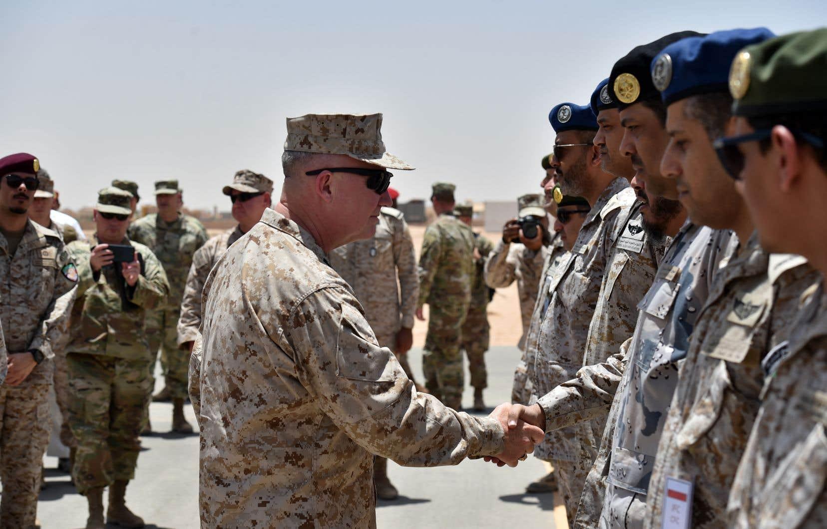 Riyad va accueillir «des forces et du matériel de défense supplémentaires dans le cadre du travail conjoint entre le royaume et les États-Unis pour préserver la sécurité régionale», a déclaré une source au sein du ministère de la Défense saoudien.