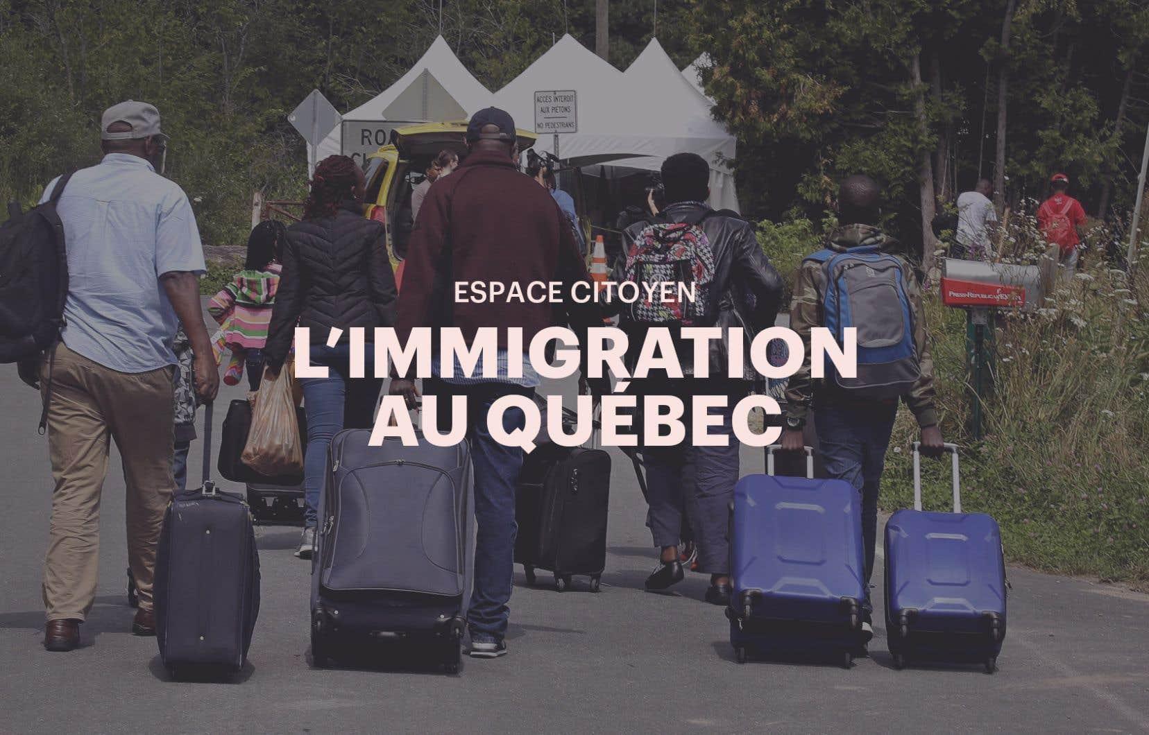 Espace citoyen: comment sont partagés les pouvoirs en matière d'immigration?