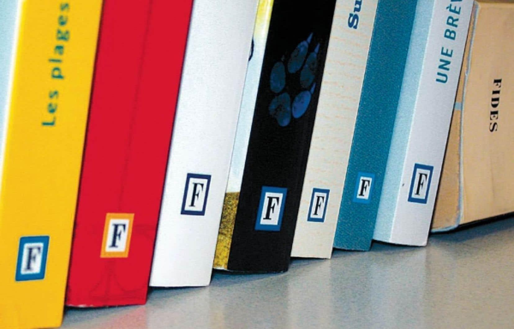 Stéphane Lavoie compte beaucoup sur les antennes dont bénéficie Coopsco dans le réseau scolaire pour à la fois favoriser la vente de titres anciens et susciter la parution de nouveaux ouvrages.<br />