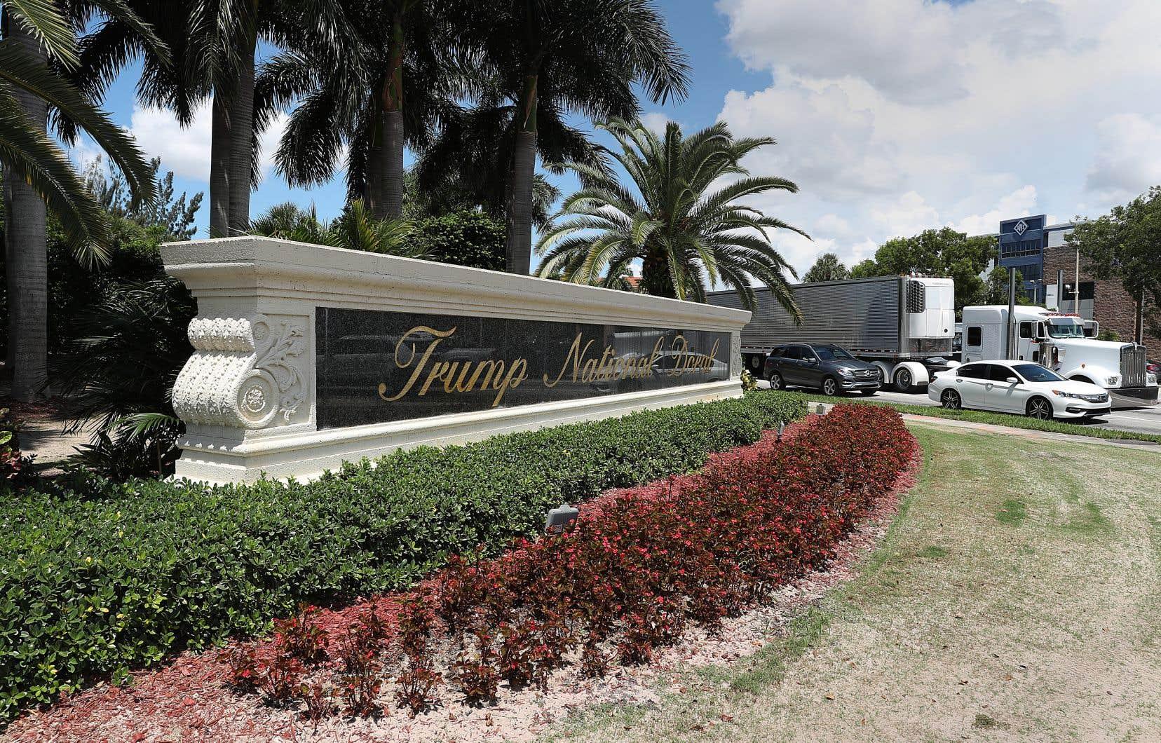 Le Trump National Doral Club, à Miami, accueillera du 10 au 12 juin 2020 la réunion annuelle du G7.