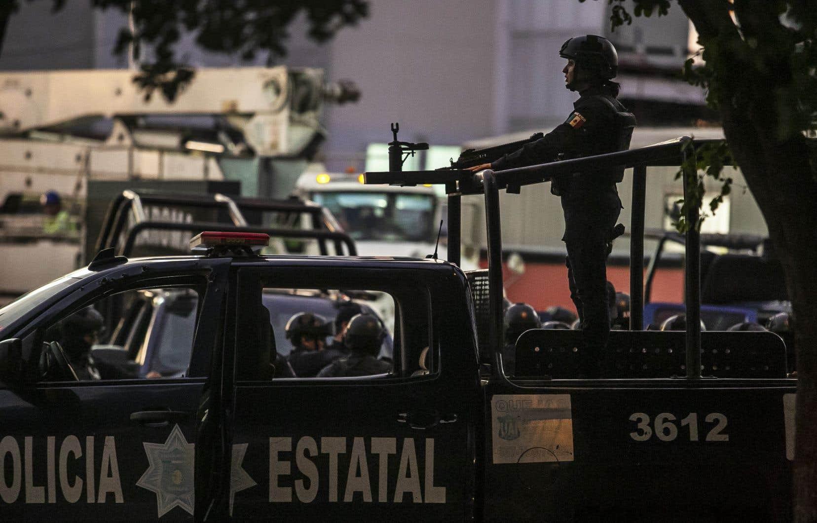 Les autorités mexicaines avaient annoncé avoir arrêté Ovidio Guzman pendant de violents affrontements avec des groupes armés à Culiacan, le fief de Joaquin «El Chapo» Guzman, emprisonné aux États-Unis.