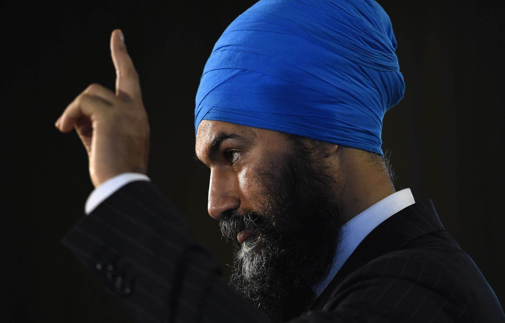 M.Singh estime malgré tout avoir reçu un bon accueil, alors qu'il a dû travailler fort pour se faire connaître au Québec.