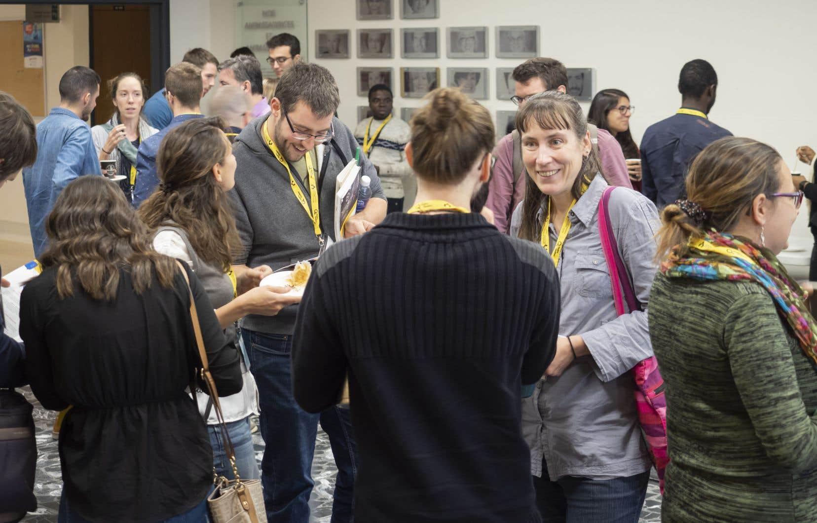 Maintenir l'intérêt des jeunes pour la recherche est l'un des objectifs des congrès qu'organise l'Acfas.