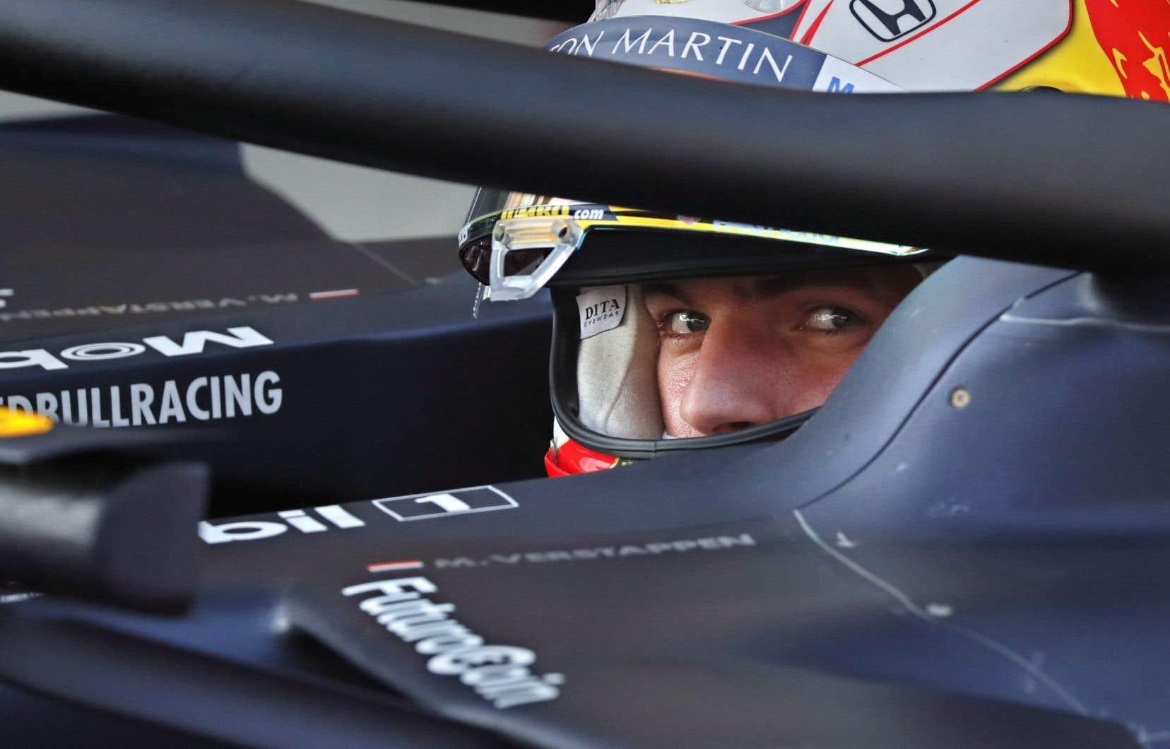 Red Bull et Verstappen semblaient en mesure de menacer Mercedes pendant une partie de la saison.