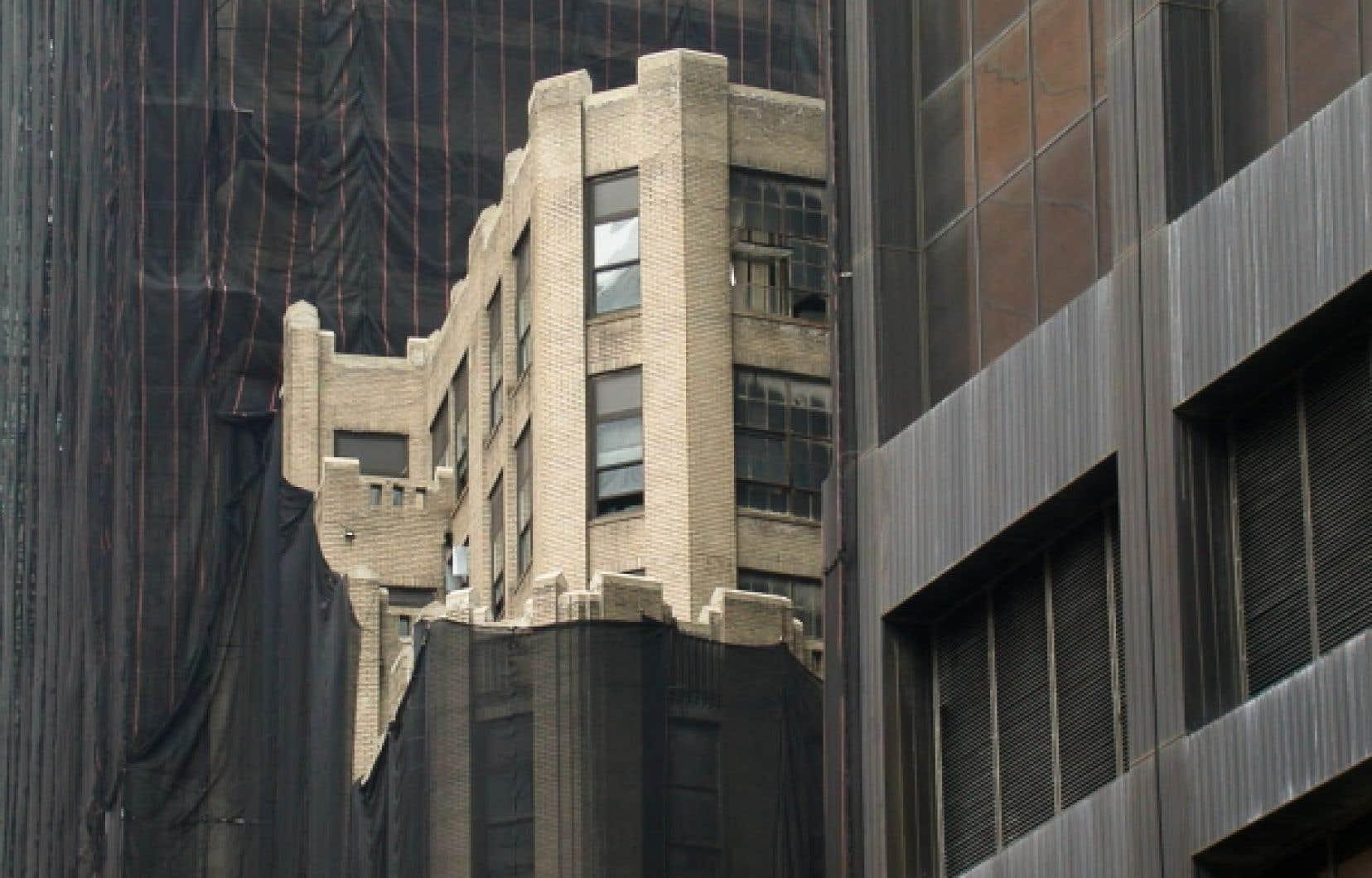 New York Ground Zero (2002). Photographie numérique.<br />