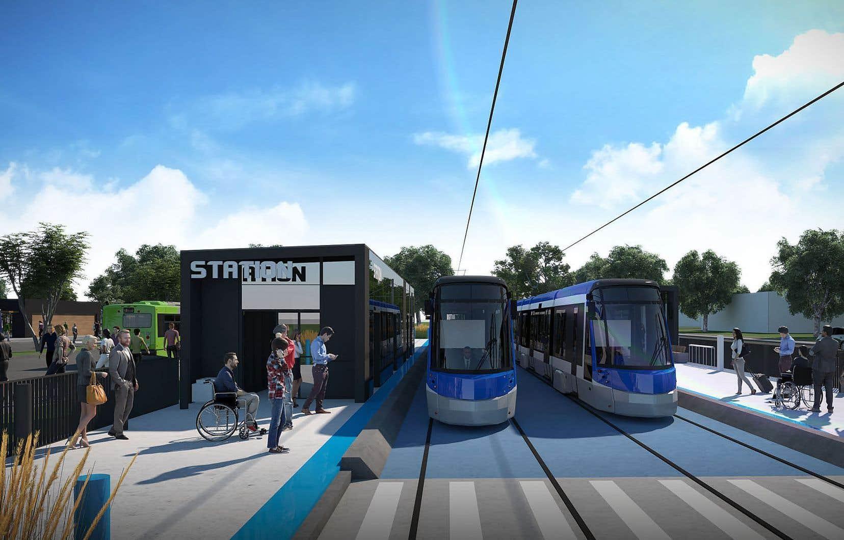 Depuis l'abandon du projet de SRB, la Ville de Québec n'a jamais sérieusement considéré d'autres options que le tramway dans son projet de réseau structurant.