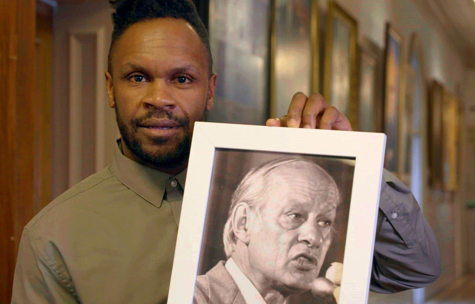 Pierre-Yves Lord partira sur les traces de René Lévesque, Réal Béland sur celles du lutteur Mad Dog Vachon.
