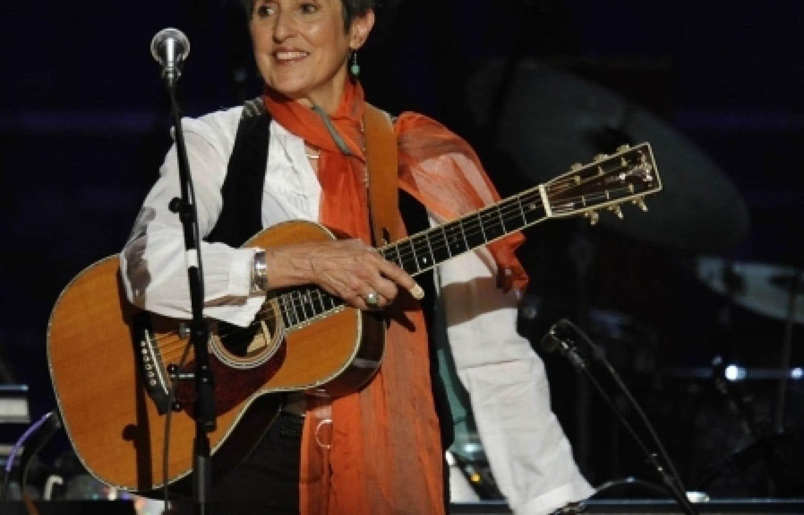 Joan Baez<br />