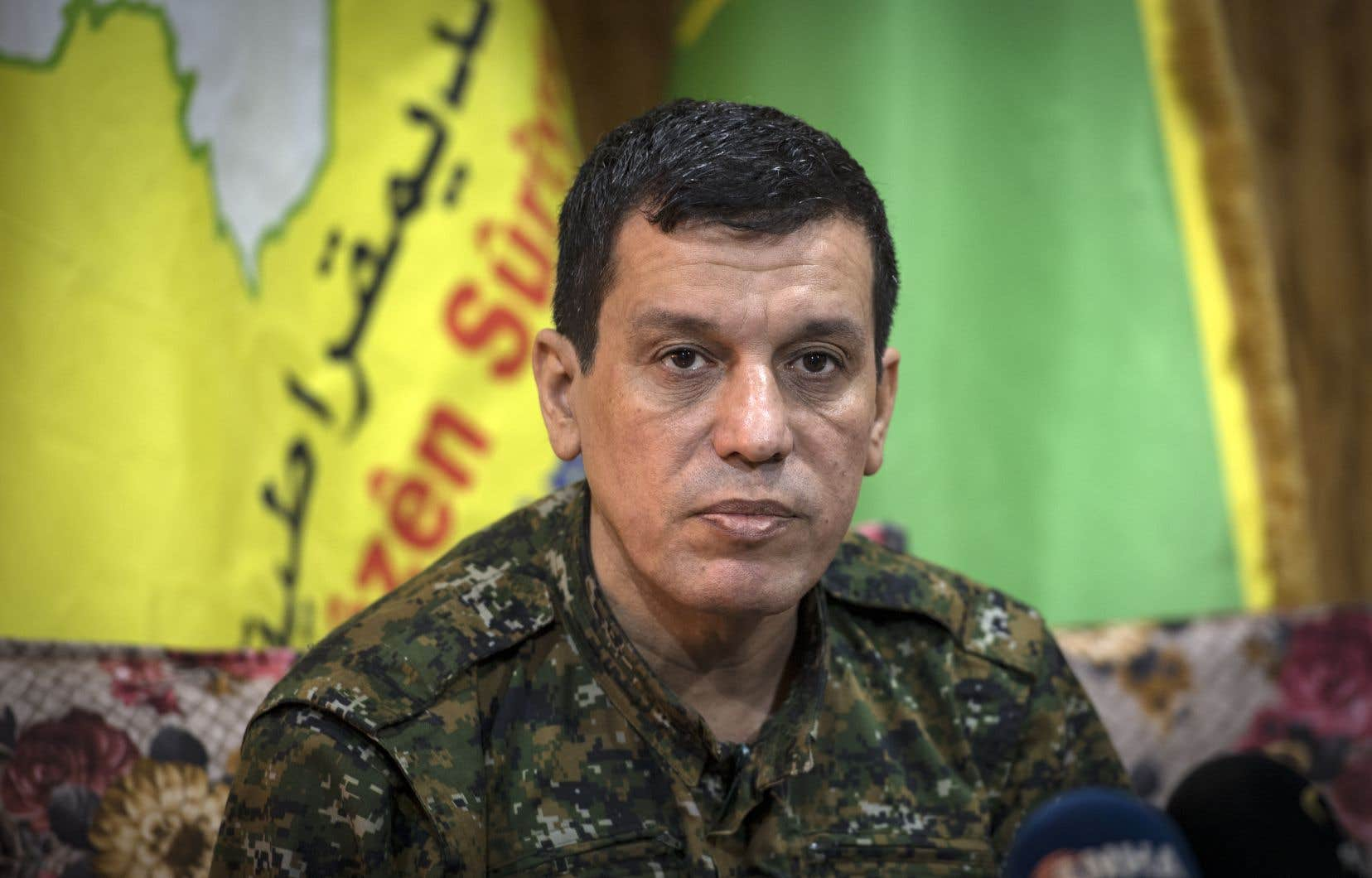 «Les cellules dormantes vont venger Baghdadi. Donc on s'attend à tout, y compris des attaques contre les prisons», a indiqué Mazloum Abdi, commandant des FDS.