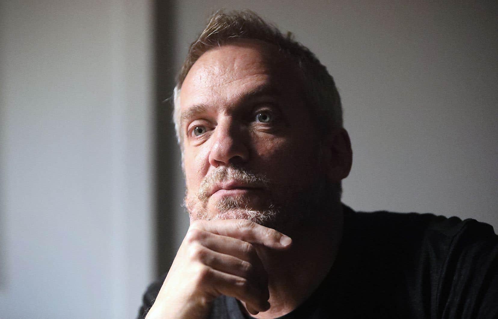 Le cinéasteJean-Marc Vallée