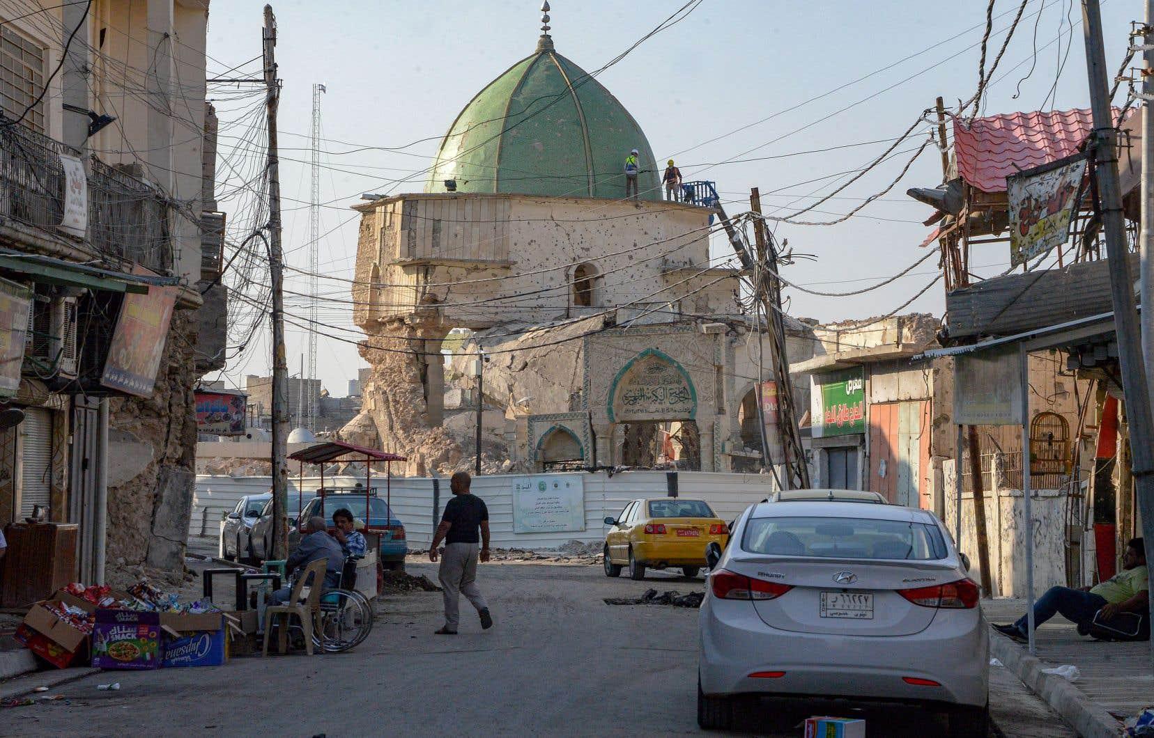 Plusieurs experts estiment que la succession de Baghdadi n'aura de toute façon pas d'impact majeur sur le terrain.