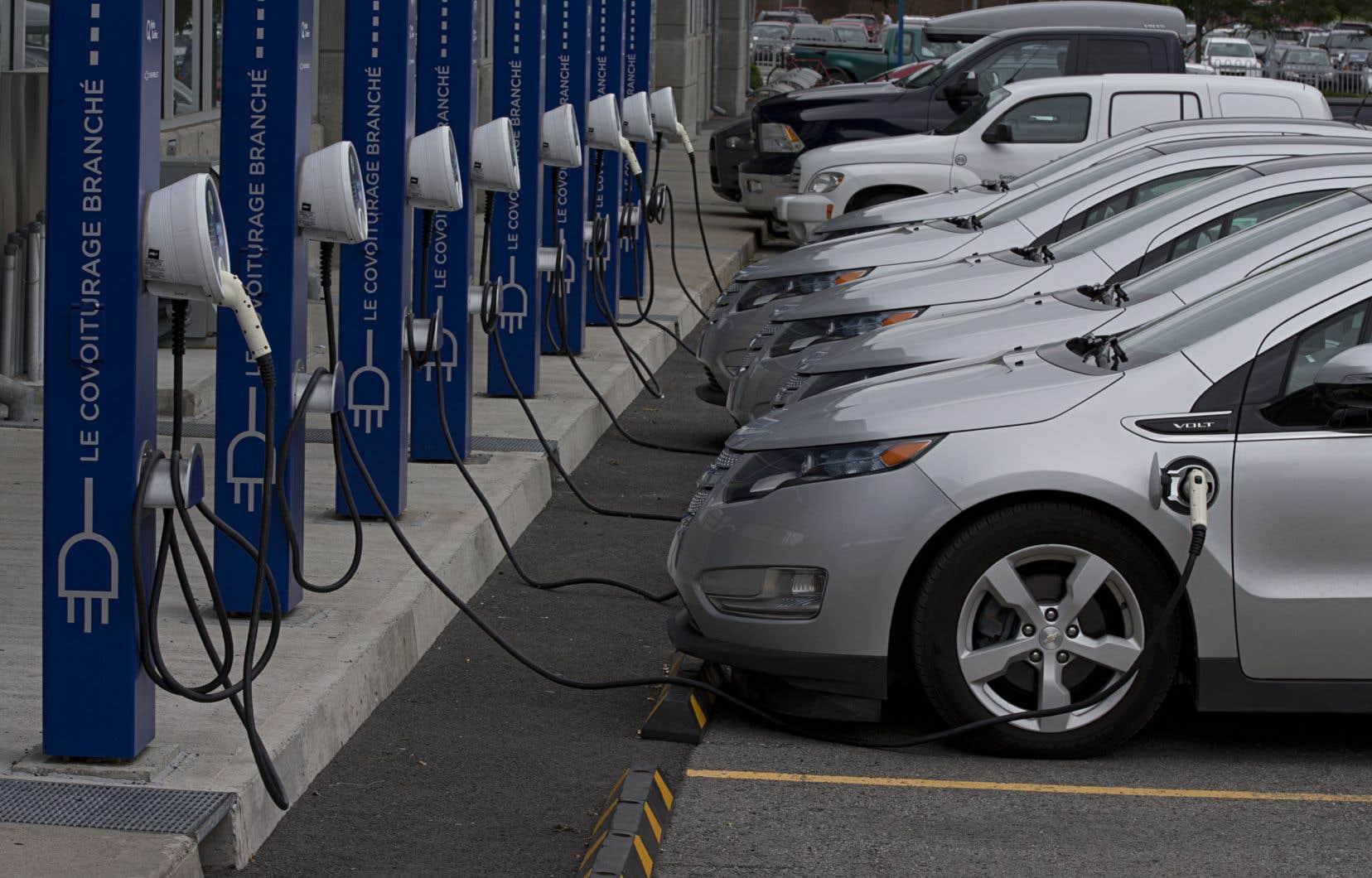 Le prix relativement élevé des véhicules électriques, la disponibilité de l'infrastructure de recharge, la performance des batteries ou encore le relatif faible coût de l'essence continuent, pour le moment, de freiner la transition en cours.