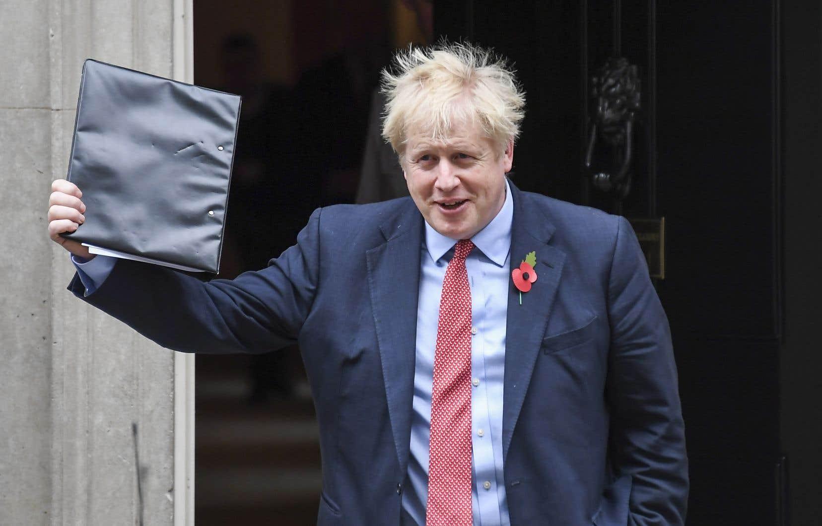 Des élections sont «la seule façon maintenant de faire avancer ce pays», avait plaidé le premier ministre, Boris Johnson, devant les députés.