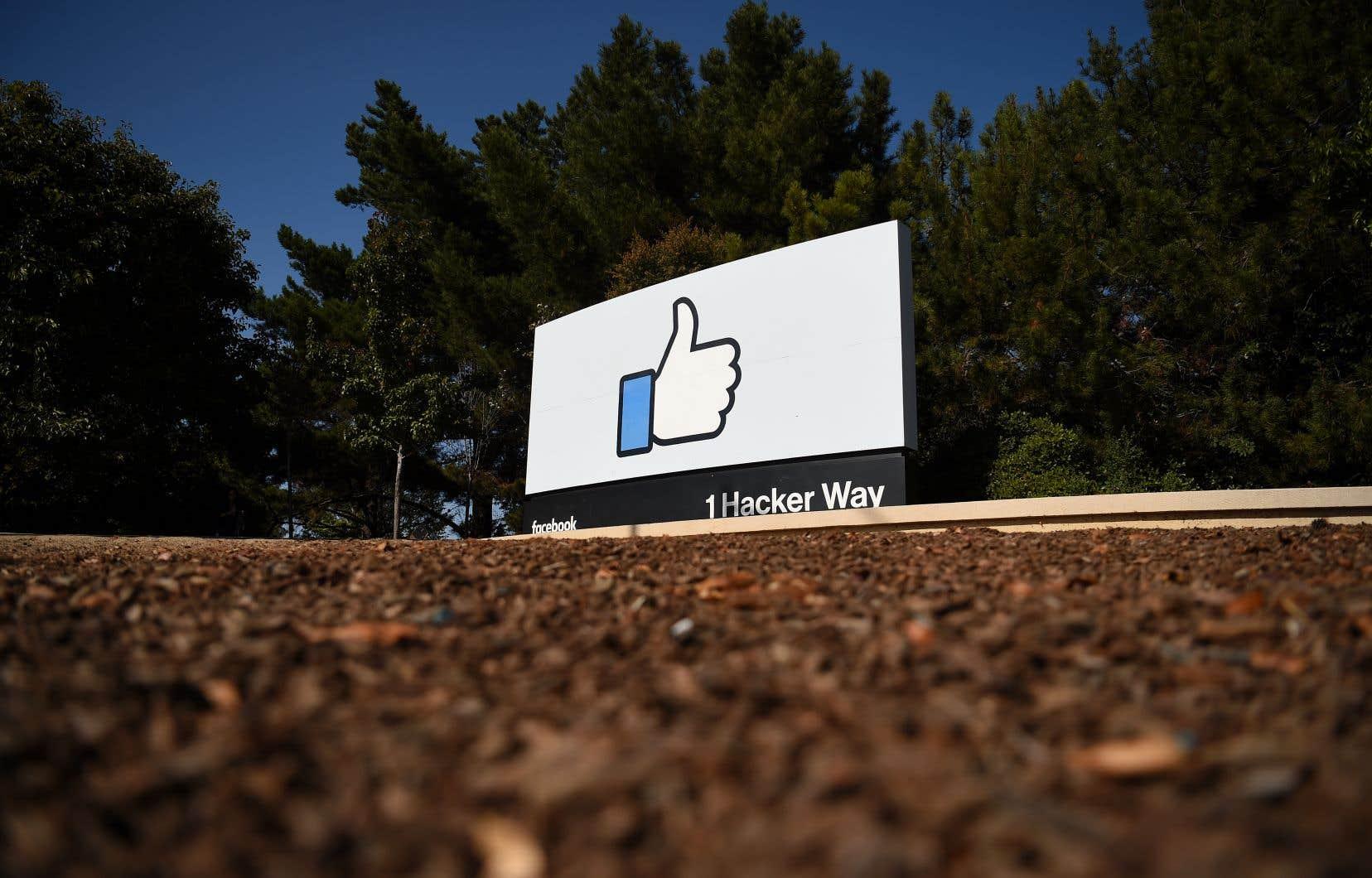 Le réseau social se montre disposé à étendre à la France son nouveau service «Facebook News».