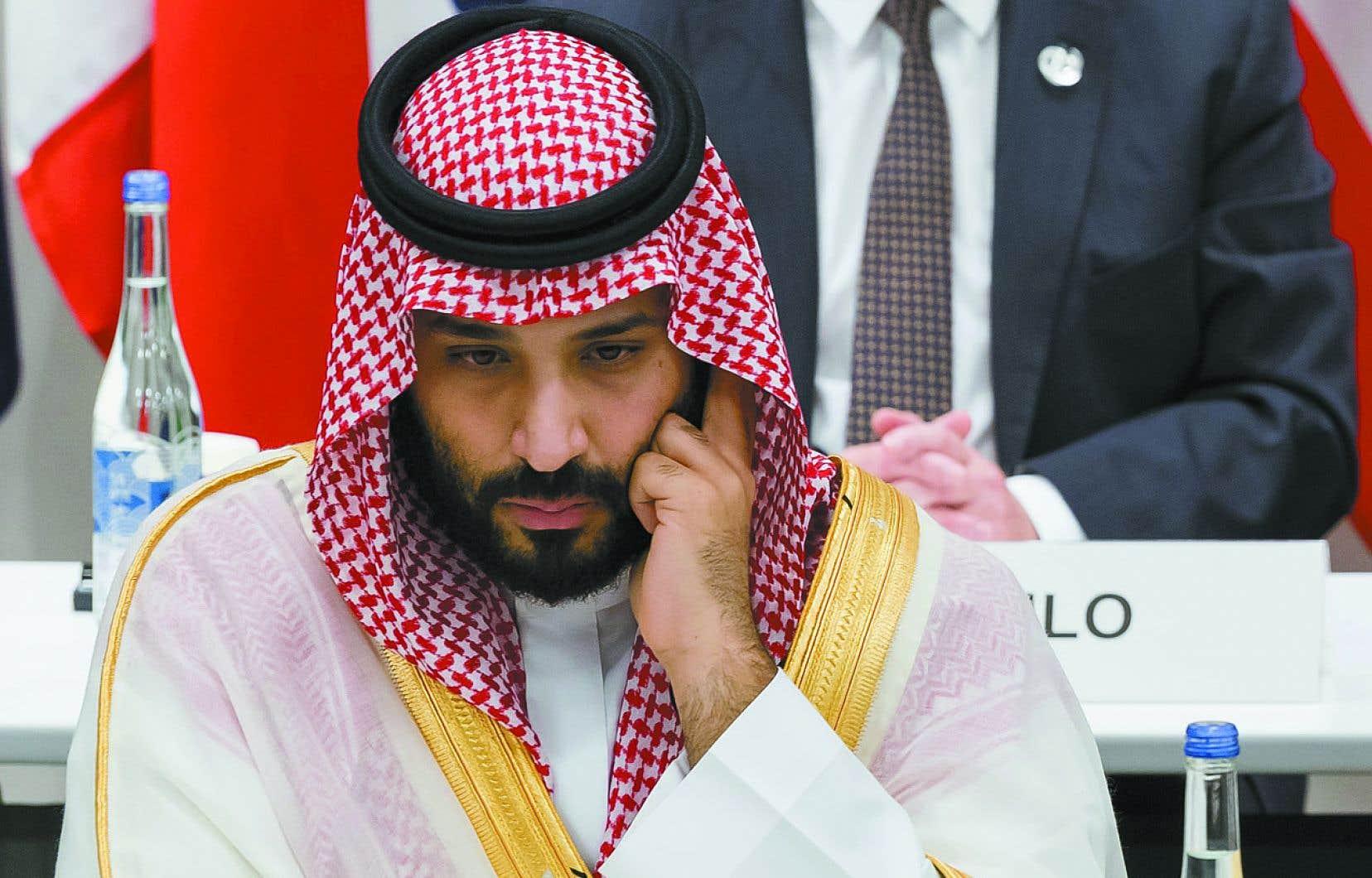 Le régime de Mohammed ben Salmane était impliqué dans l'assassinat du journaliste saoudien Jamal Khashoggi, chroniqueur au «Washington Post», il y a plus d'un an.