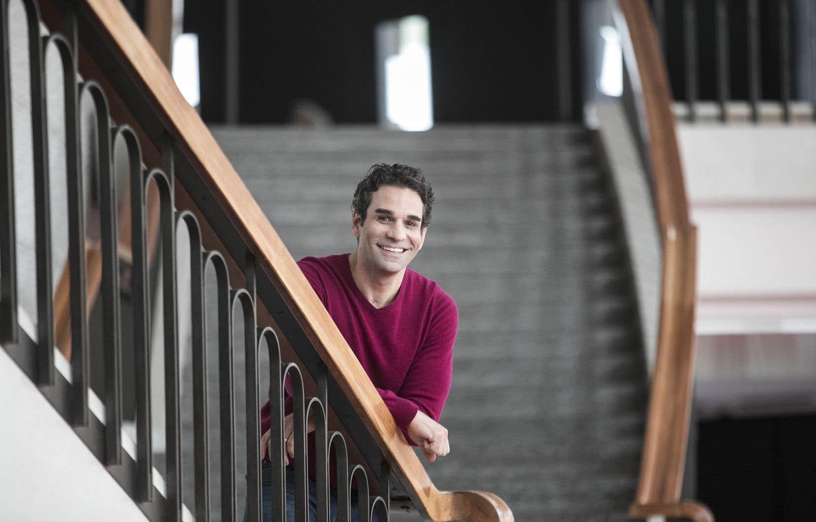 Les rôles de ténor de l'opéra italien ont tout pour sourire à Frédéric Antoun et l'un d'eux montre à quel point la carrière internationale du ténor québécois est florissante. «Le rôle d'Alfredo dans<i> La Traviata </i>m'ouvre de nombreuses portes.»