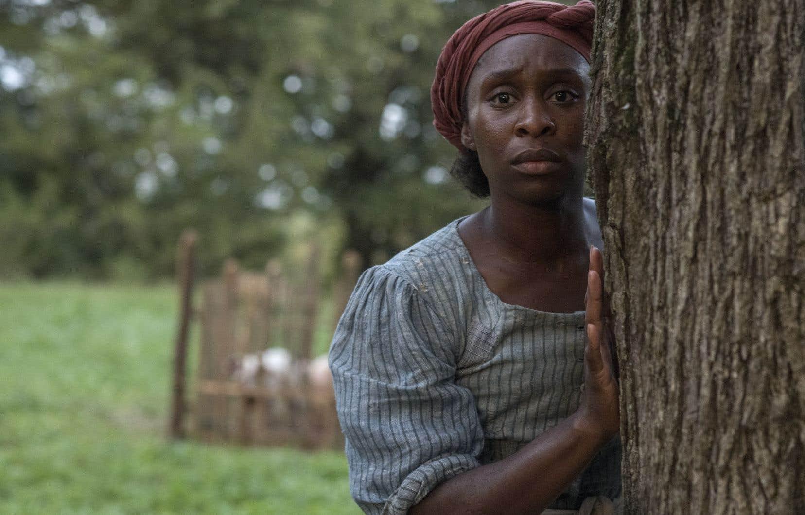 C'est la prestation de Cynthia Erivo, dans le rôle central, qui fait de <i>Harriet</i> un titre digne de mention.