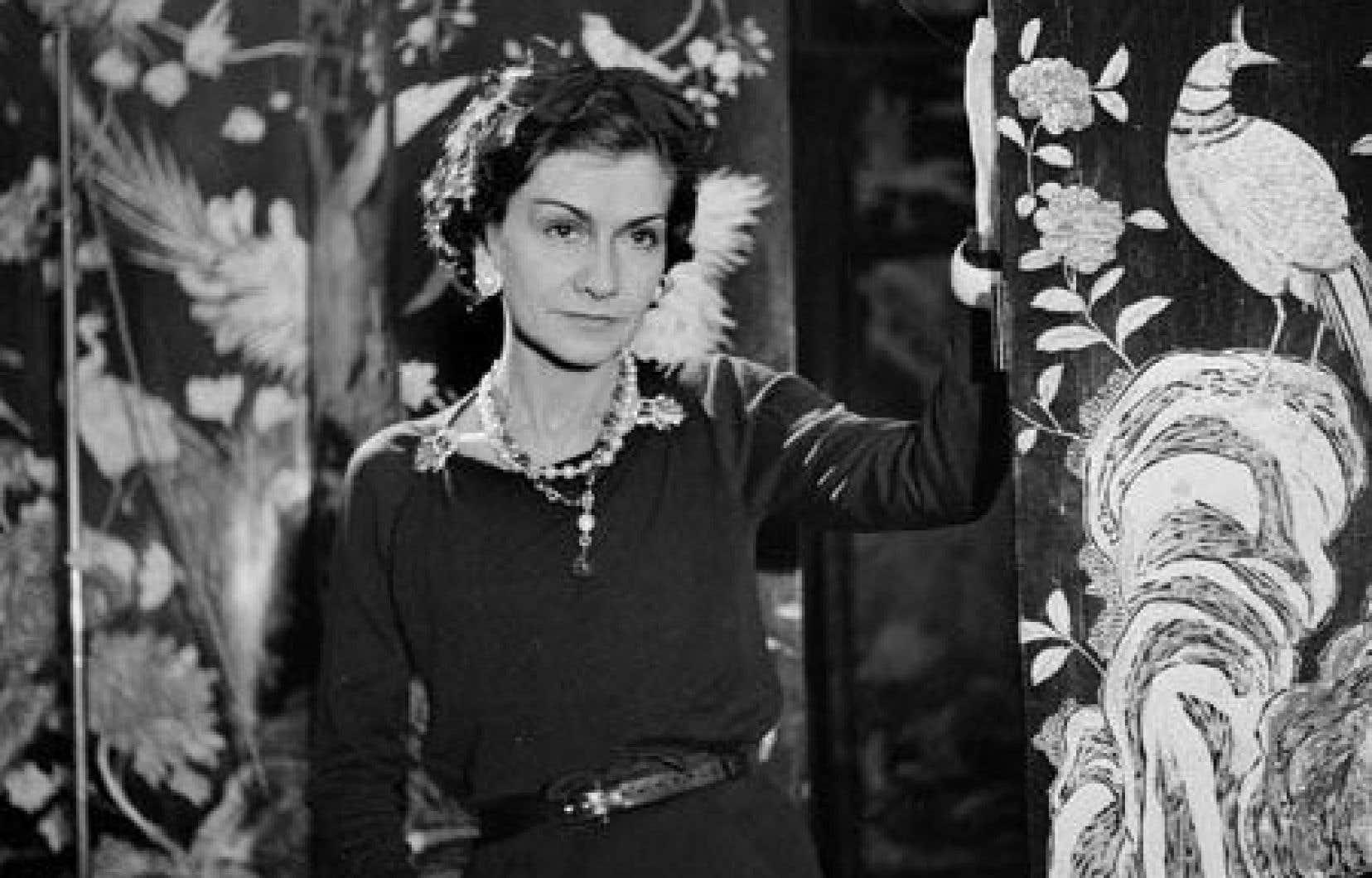 La légende de la haute couture, Coco Chanel