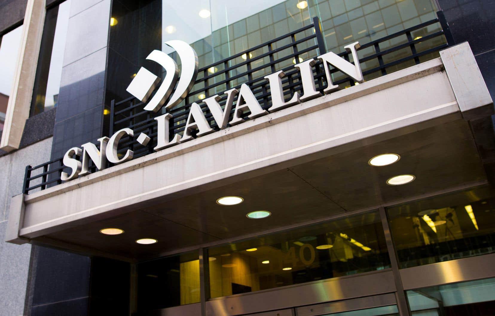 SNC a mis un terme à son troisième trimestre clos le 30septembre avec un bénéfice net de 2,8milliards.
