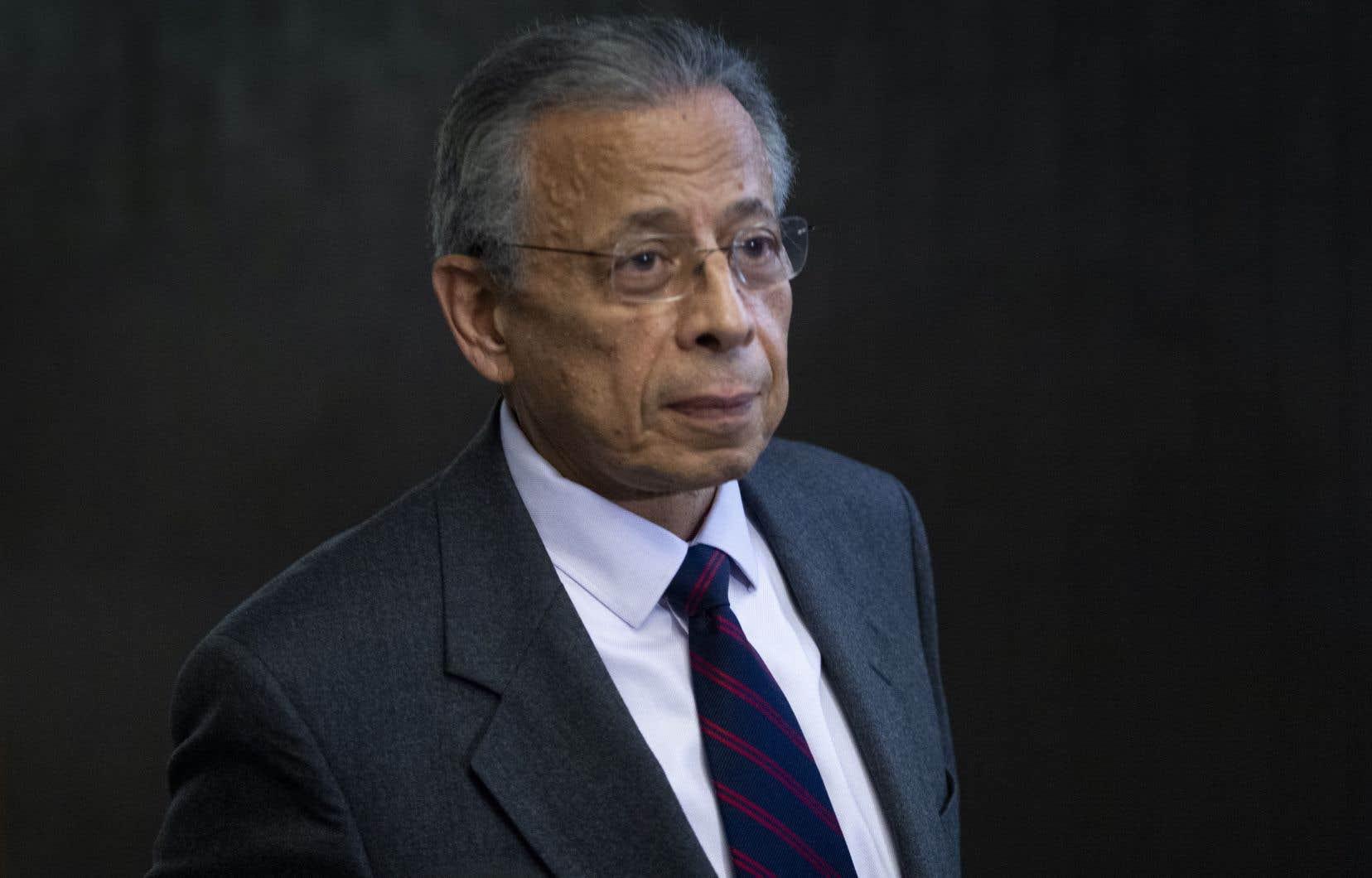 Sami Bebawi, un ancien vice-président directeur de SNC-Lavalin, est aujourd'hui âgé de 73 ans.