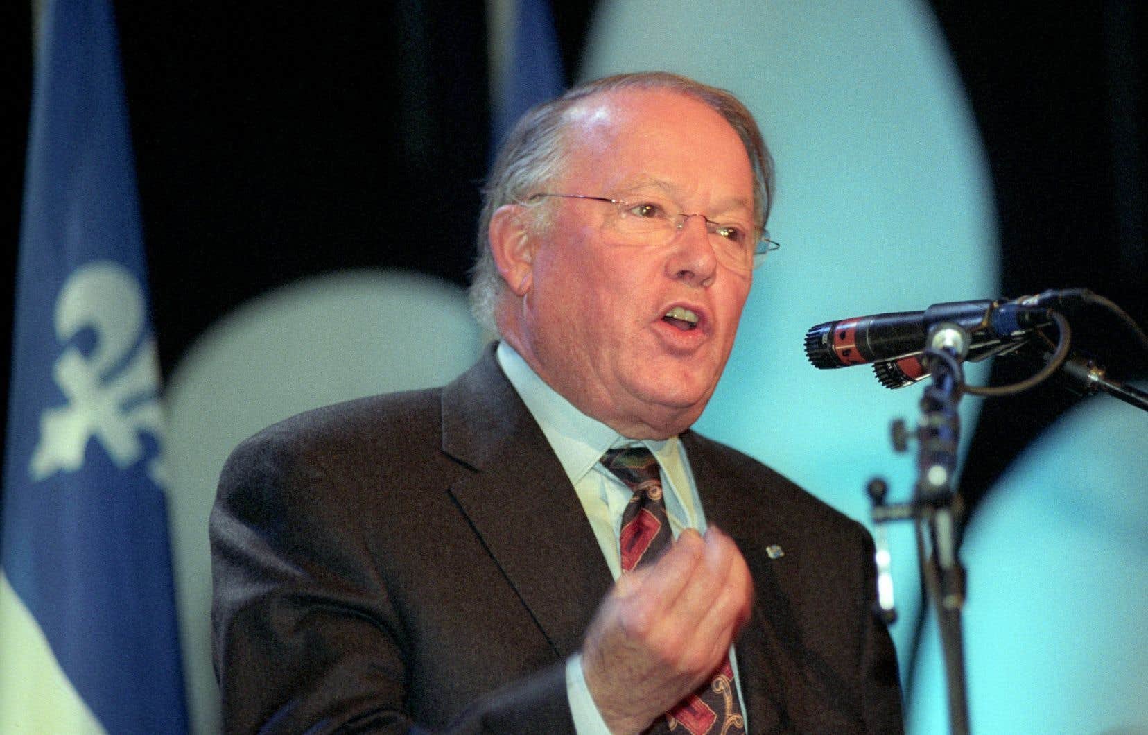 Bernard Landry sera le troisième premier ministre à voir son nom associé à un barrage.