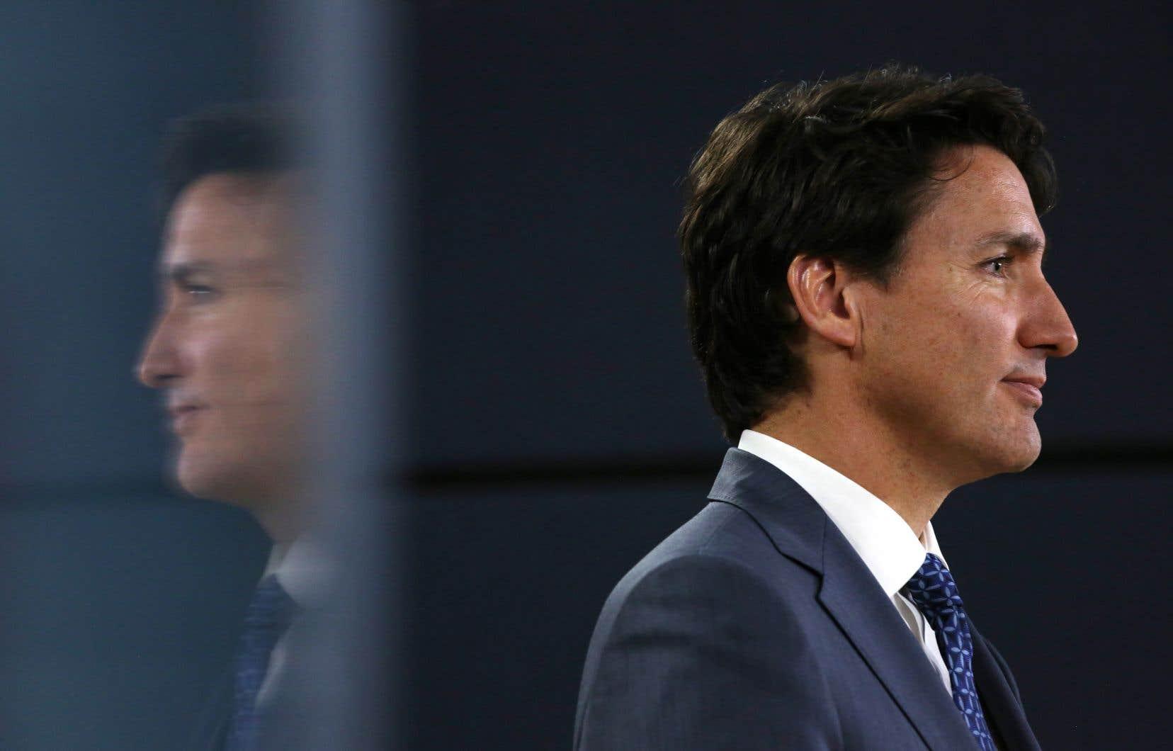 Le premier ministre Trudeau s'est donné jusqu'au 20 novembre pour former son cabinet.