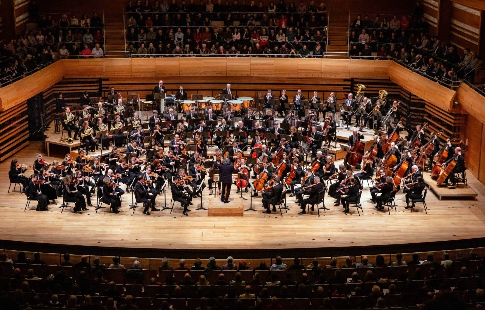 Un différend entre le chef András Schiff et l'OSM a perturbé la présentation de deux concerts en octobre.