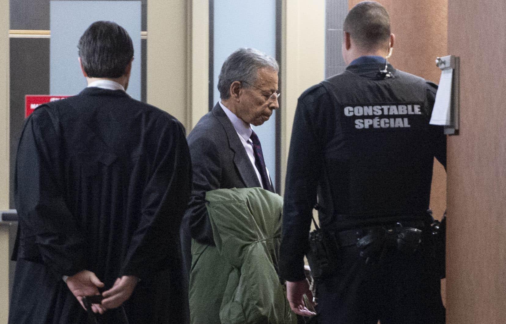 Sami Bebawi, un ancien vice-président de SNCl-Lavalin, subit son procès pour fraude et corruption.