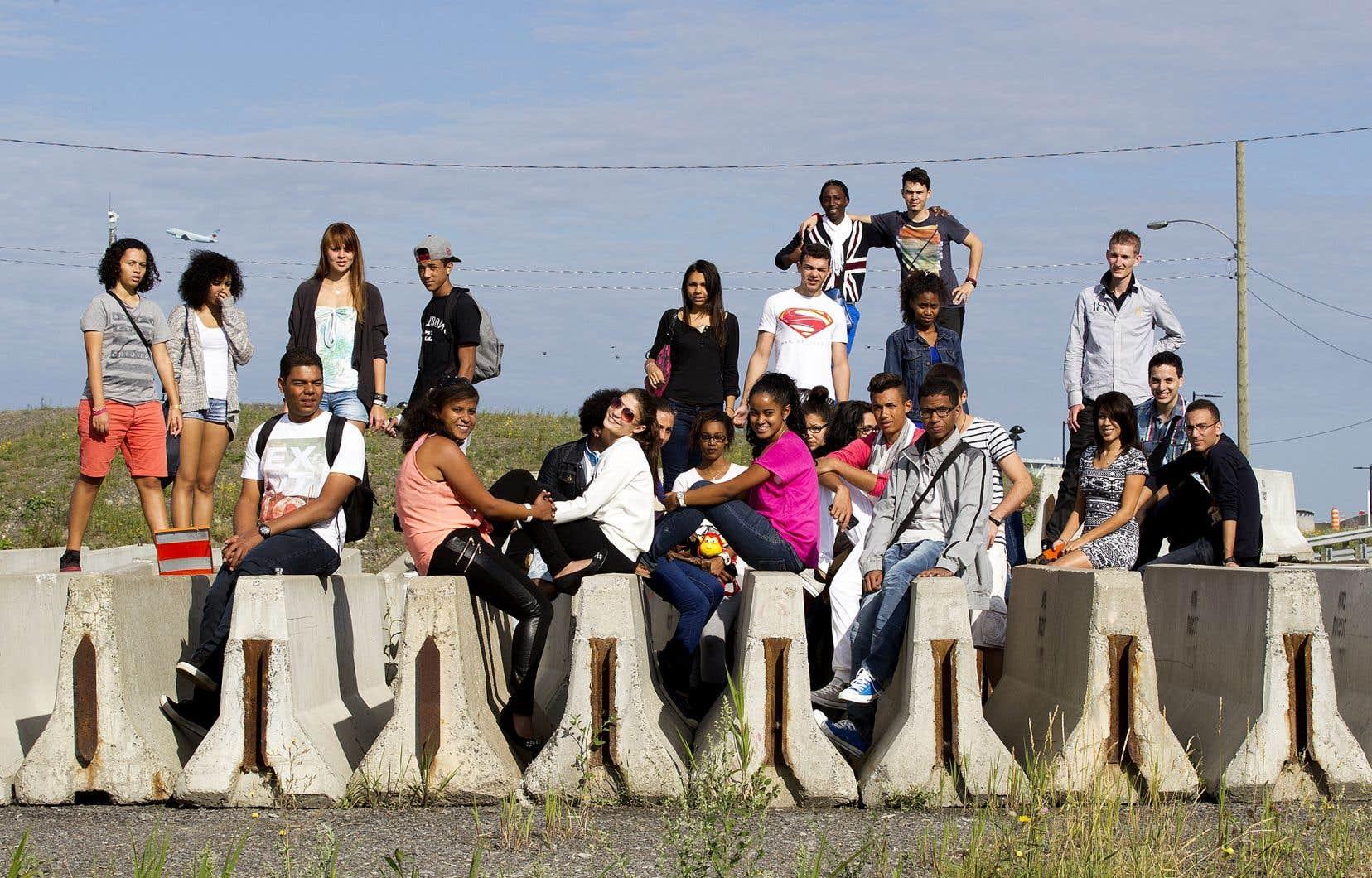 Le Cégep de Jonquière attire chaque année quelques dizaines d'étudiants originaires de l'île de la Réunion.