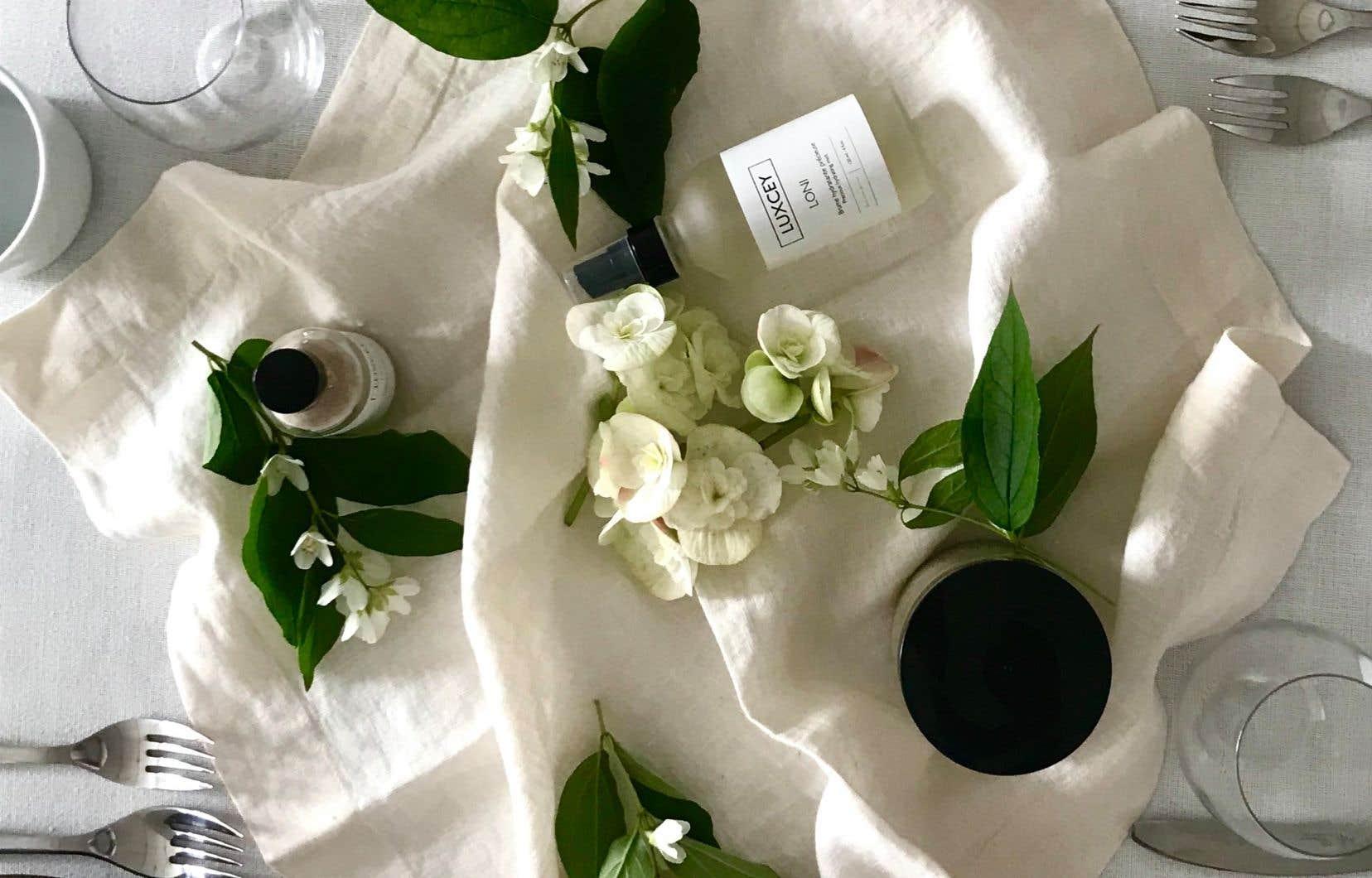 Certains fabricants vont même intégrer les ingrédients de leurs cosmétiques dans les plats servis à leur centre de bien-être.